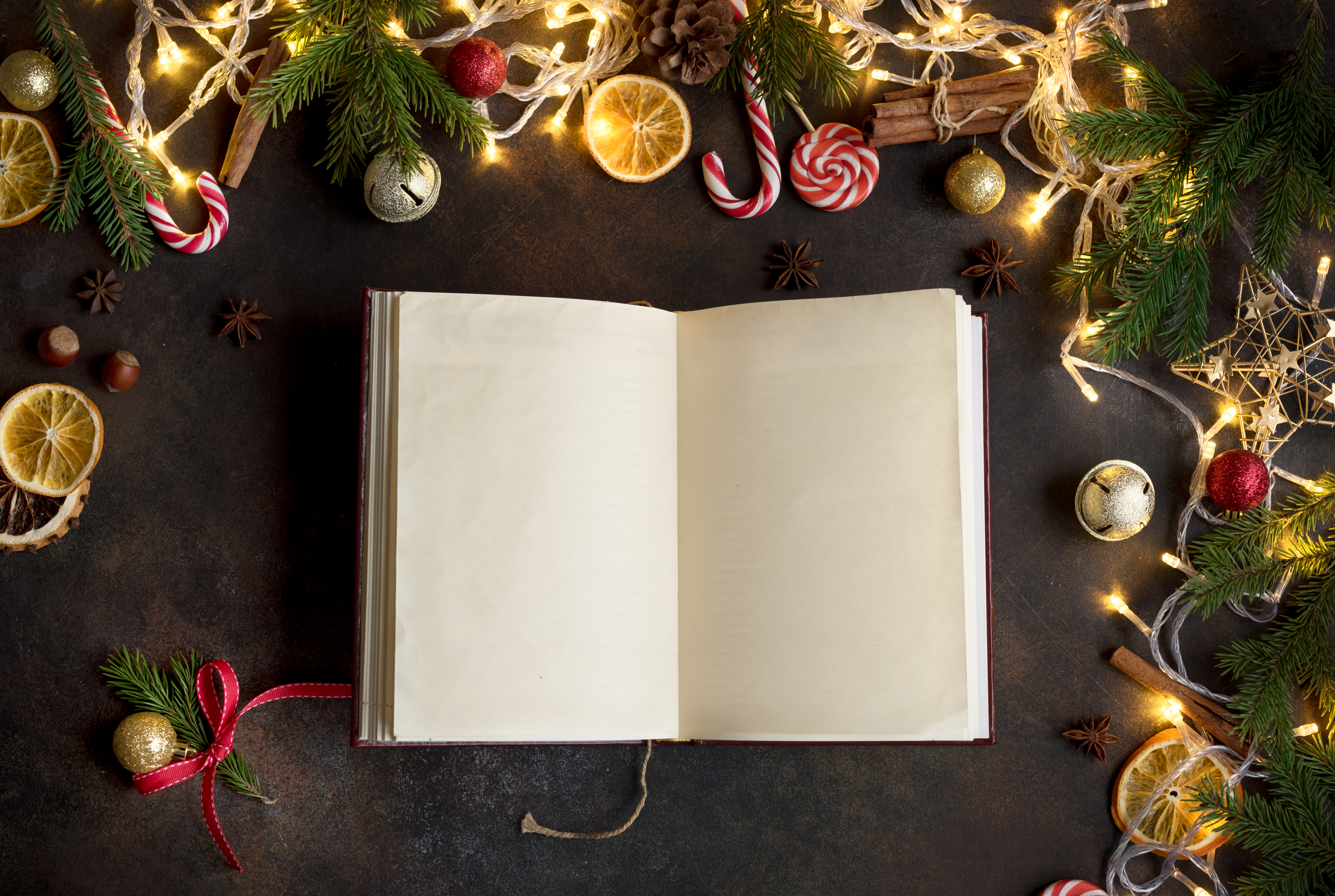 Canva - Christmas background with open book.jpg