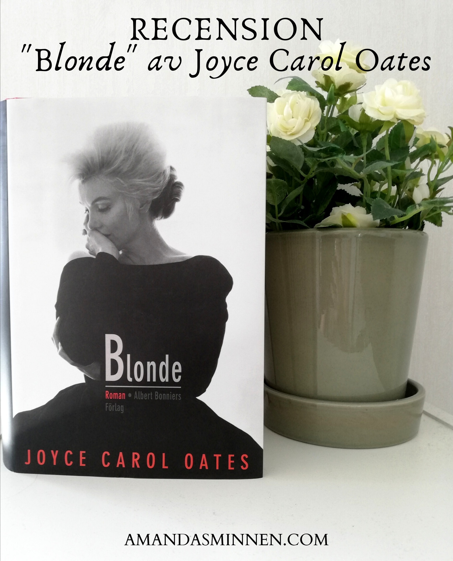 RECENSION _ _Blonde_ av Joyce Carol Oates